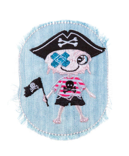 Patch Piratenjunge